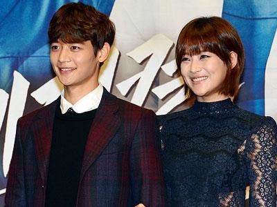 Minho SHINee Tersipu Malu Saat Oh Yeon Seo Bersandar di Pundaknya?