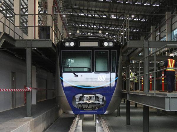 MRT Jakarta Belajar Dari Korea Selatan untuk Hal Tak Terduga Semacam Ini