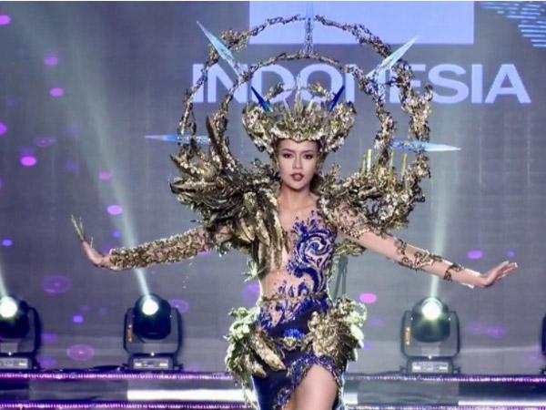 Makna Mendalam Kostum Nasional Indonesia di Miss Grand International yang Menakjubkan