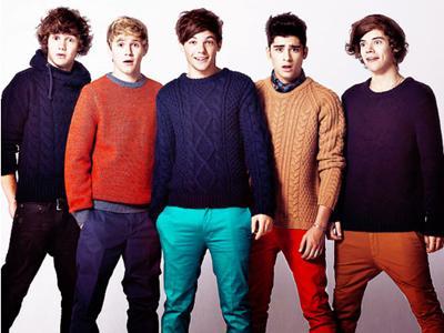 Wow, Trophy Teen Choice Awards One Direction Dipotong Beberapa Bagian!