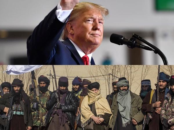 Kelompok Radikal Taliban Dukung Donald Trump Jadi Presiden Lagi Usai Dijanjikan Ini