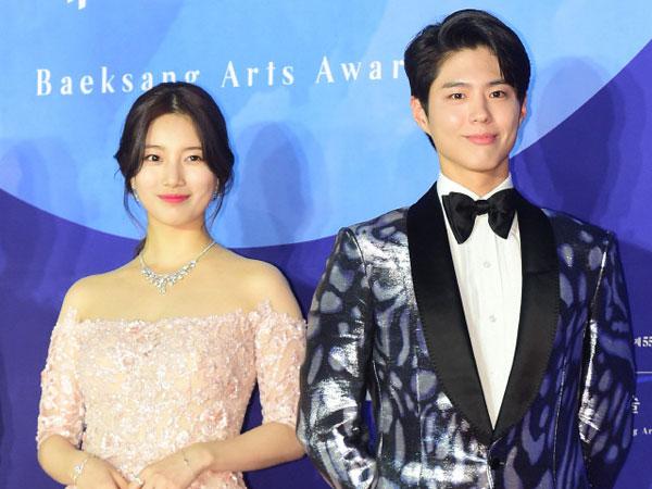 Park Bo Gum Jadi Kandidat Pasangan Suzy di Film Baru 'Wonderland'