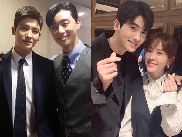 Park Seo Joon, Song Hye Kyo, Hingga Han Ji Min Beri Dukungan untuk Film Pertama Park Hyungsik