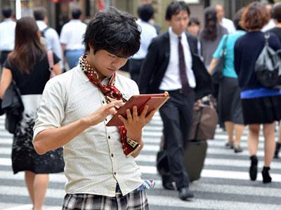 Di Jepang Muncul Tren Puasa Internet