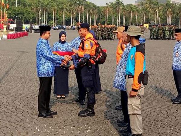 Resmi dari Gubernur Anies, Pemprov DKI Jakarta Kirim Petugas untuk Bantu Korban Gempa di Sulteng