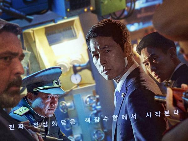 Film Jung Woo Sung - Yoo Yeon Seok 'Steel Rain 2' Tembus 1 Juta Penonton