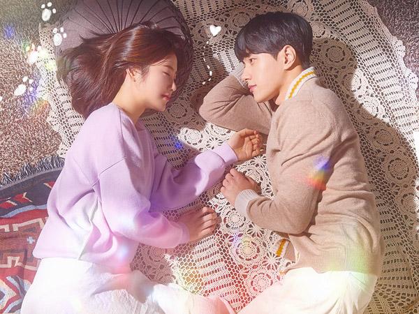 Shin Ye Eun dan L Infinite Nyaman dengan Kehadiran Satu Sama Lain di Poster 'Meow the Secret Boy'