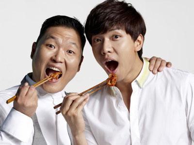 Ini Nasehat Percintaan untuk Lee Seung Gi dari Psy