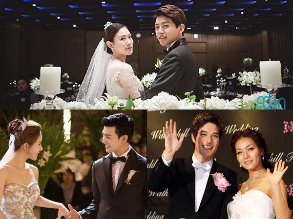 Utamakan Cinta, Sederet Seleb Korea Ini Pilih Nikah di Usia 20an! (Part 1)