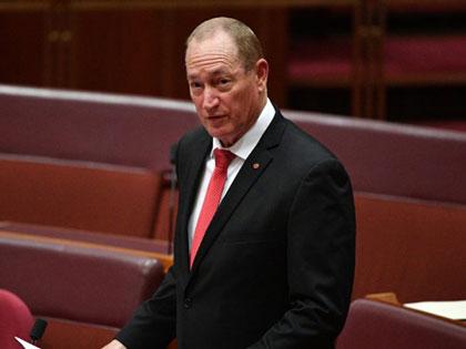 Usai Dilempar Telur, Senator Kontroversial Australia Terancam Dicopot dari Jabatan