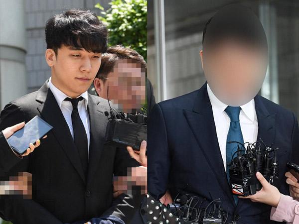 Seungri dan Yoo In Suk Dilaporkan 'Jajal' Wanita PSK Sebelum Ditawarkan ke Investor