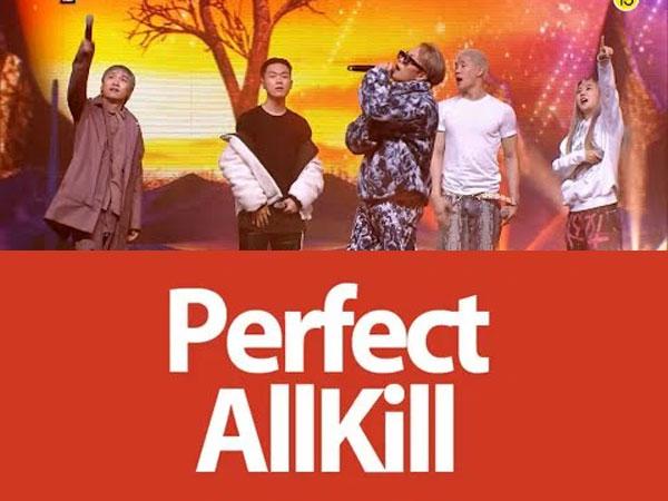 Lagu Kontestan 'Show Me The Money 9' Raih Predikat Perfect All-Kill
