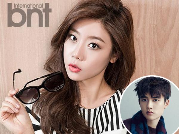 Dibully Fans EXO Karena Rumor Pacaran Dengan D.O, Sojin Girl's Day Privatkan Instagramnya