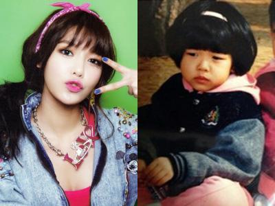 Demam Drama 'Reply 1994', Sooyoung SNSD Unggah Fotonya di Tahun 1994