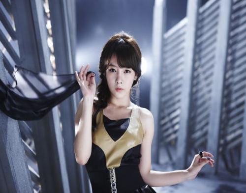 Soyeon 'Curhat' Sebagai Ketua T-ara