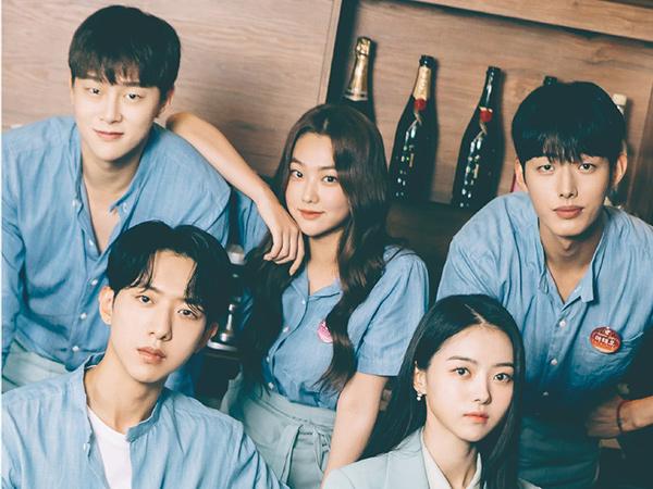 Jung Shin CNBLUE, Mina, Lim Nayoung, Kwon Hyun Bin Jadi Pemilik Bar di 'Summer Guys'