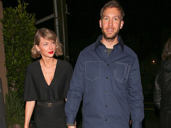 Inikah Alasan Sebenarnya Calvin Harris dan Taylor Swift Putus?