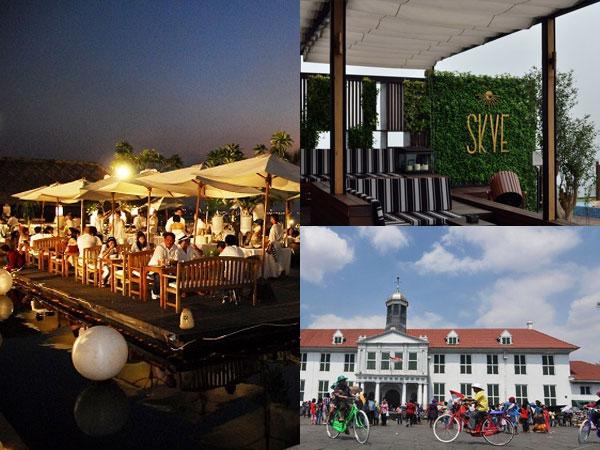 Inilah 6 Rekomendasi Tempat Kencan yang Romantis di Jakarta