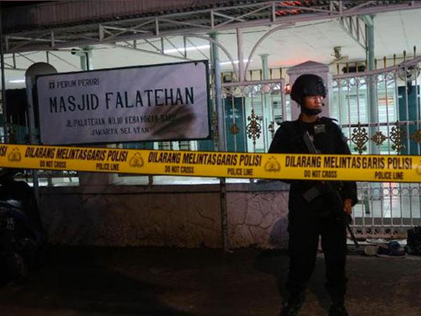 Kondisi Terkini Dua Anggota Polisi yang Ditikam Teroris di Kawasan Blok M