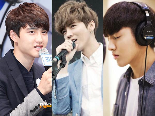 D.O EXO, Kris Wu, dan Luhan Nyanyikan OST Film yang Dibintanginya, Siapa yang Terbaik?