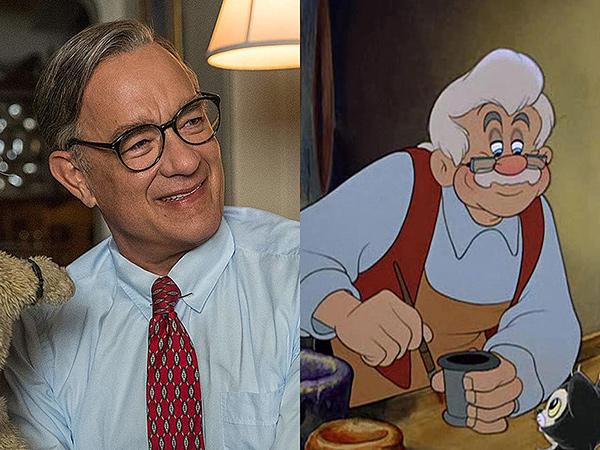 Tom Hanks Diincar Jadi Geppetto di Film Live Action 'Pinocchio'