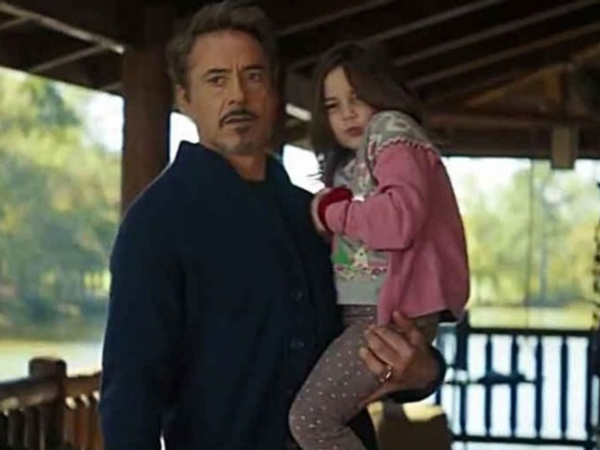 Adegan 'Avengers: Endgame' yang Dihapus, Momen Haru Pertemuan Tony Stark dan Putrinya