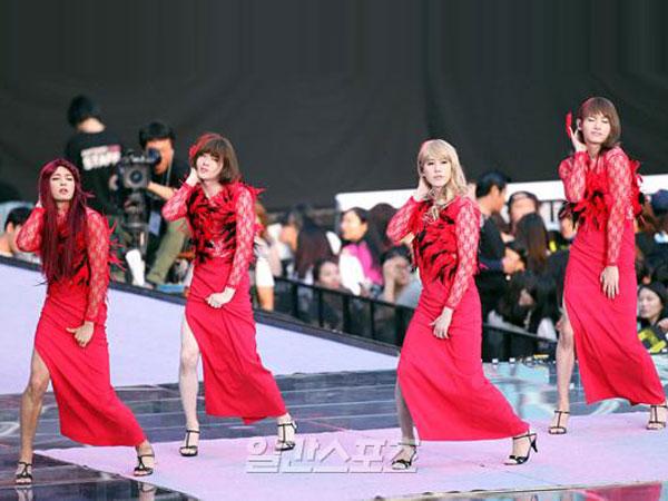 Kocaknya Cowok-cowok Tampan 'Kyu Line' Bertransformasi Jadi Girl's Day!