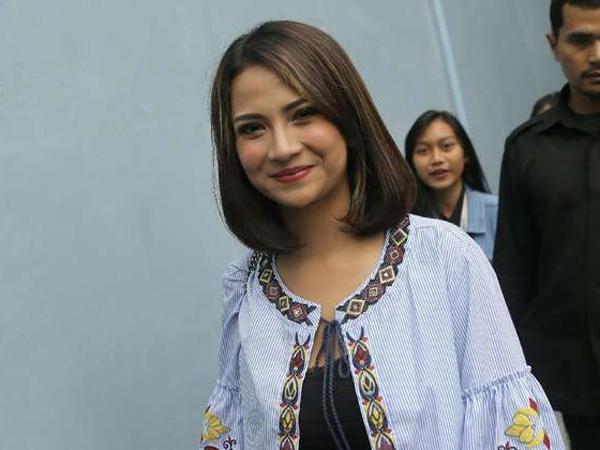 Batal Nikah dengan Cucu Soekarno, Vanessa Angel: Aku Lega dan Lebih Happy Juga