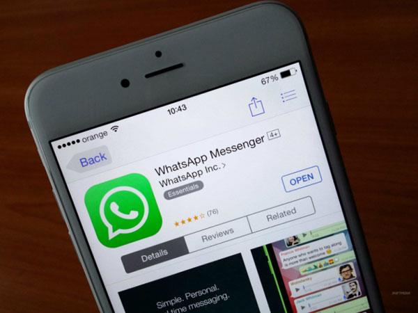 iPhone dengan iOS Jadul Bakal Tak Bisa Pakai WhatsApp Lagi