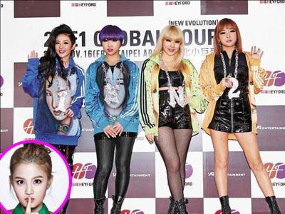 Jadi Pendatang Baru, Lee Hi Ambil Alih Posisi 2NE1?