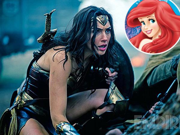 Wah, Teaser 'Wonder Woman' Ini Disamakan Dengan Adegan 'Little Merimaid'?