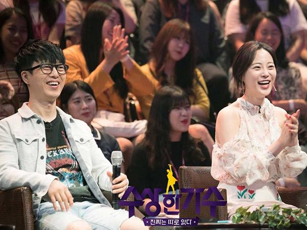 Youngji KARA Buka-bukaan Soal Gaya Pacaran dengan Ha Hyun Woo yang Terpaut 13 Tahun