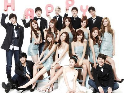 Pledis Entertainment Akan Debutkan 17 Member Boyband di 2013