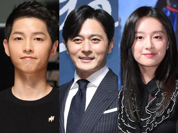 Song Joong Ki, Kim Ji Won, dan Jang Dong Gun Dipastikan Bintangi Drama Terbaru tvN 'Asadal'
