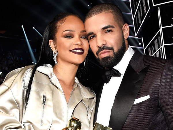 Jalani 'Open Relationship', Drake dan Rihanna Tidak Berpisah