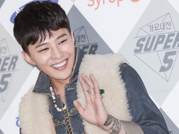 G-Dragon Dipastikan Kembali Terlibat Penuh di Album Baru Big Bang