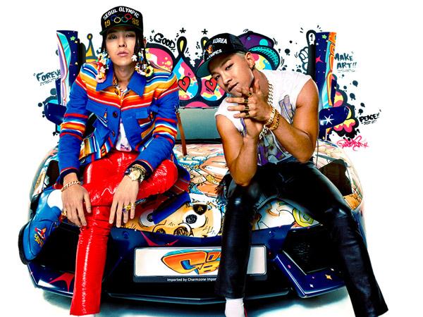 Serunya Pesta Hip Hop A La GD X Taeyang di Video Musik 'Good Boy'!