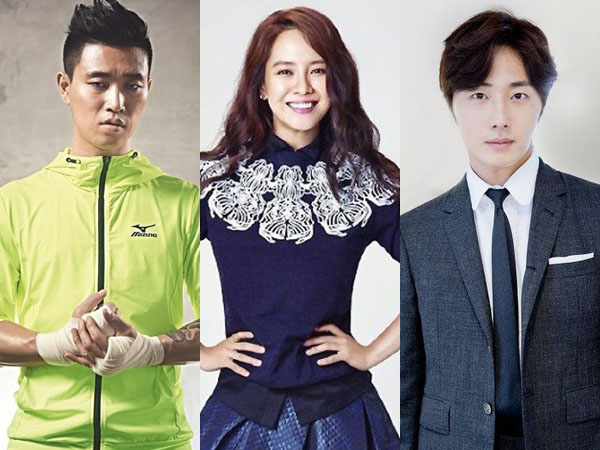 Ups, Gary Cemburu Lihat Song Ji Hyo Dekat Dengan Jung Il Woo di 'Running Man'?