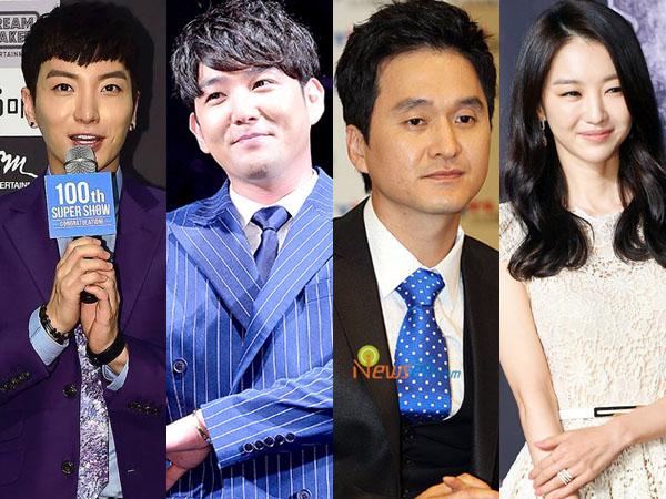 Leeteuk Super Junior Hingga Jang Hee Jin Juga akan Tampil di 'Law of The Jungle' Papua Nugini!