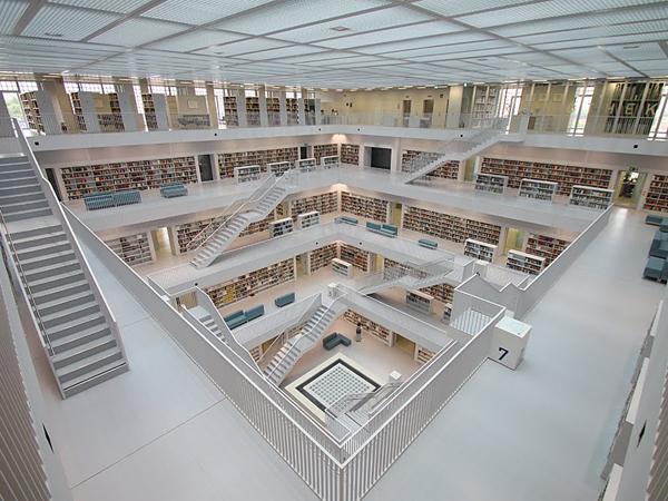 Lebih Seru Baca Buku di 5 Perpustakaan Terunik di Dunia Ini