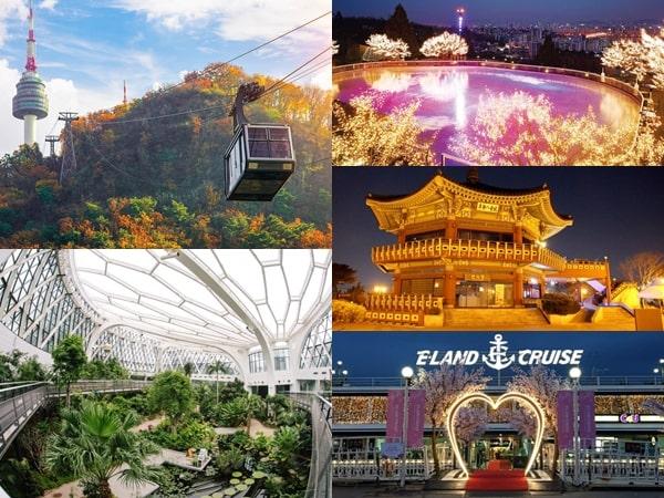 5 Tempat Wisata Romantis di Seoul, Bisa Kencan Ala Drama Korea