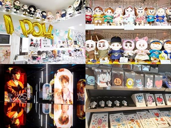 4 Toko Merchandise K-Pop yang Wajib Dikunjungi, Hati-hati Kalap