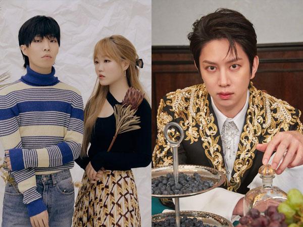 AKMU Hingga Kim Heechul Dikonfirmasi untuk Variety Show Baru JTBC