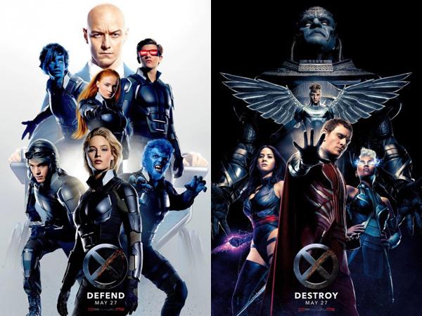 Pertarungan Melawan 'Tuhan' Hingga Karakter Ikonik, 'X-Men: Apocalypse' Rilis Trailer Fantastis!