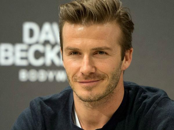 Mulai Berkarier Di Dunia Film, David Beckham Minta Kritikan
