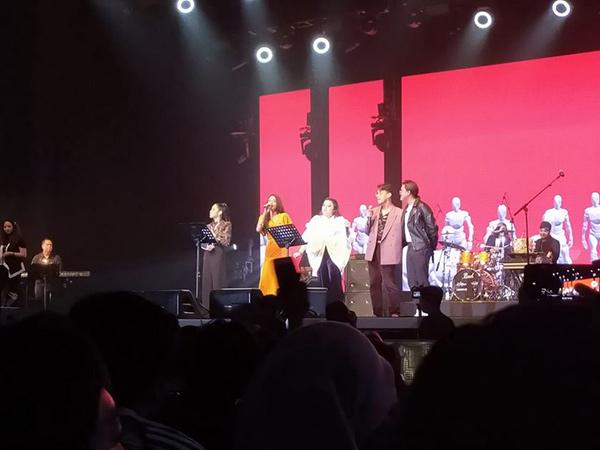 Ardhito Pramono hingga Rizky Febian Tampil Bawa Pesan Sarat Makna di Java Jazz Festival 2020
