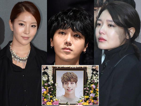 Makna Pesan Haru dari BoA Hingga Sooyoung untuk Mendiang Jonghyun SHINee