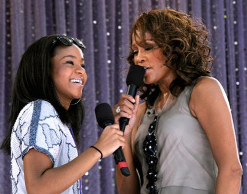Wiih, Bobbi Kristina Dapat Seluruh Warisan Whitney