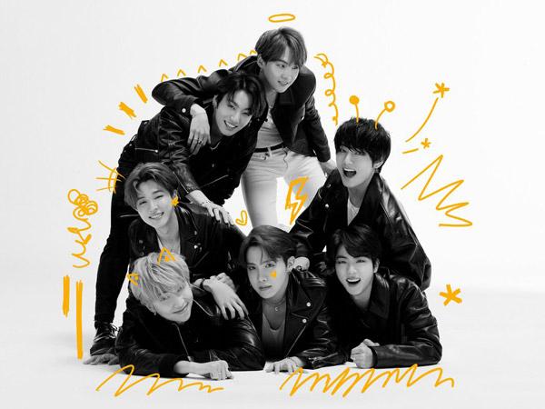 BTS Tampil Fun di Foto Konsep Keempat 'Map of the Soul: 7', Bakal Ada Sub-unit?