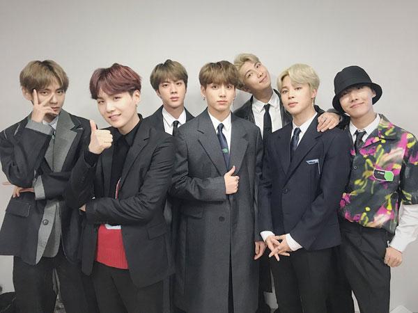 Musiknya Makin Diakui, BTS Jadi Grup Korea Pertama yang Raih Dua Pencapaian Ini di AS